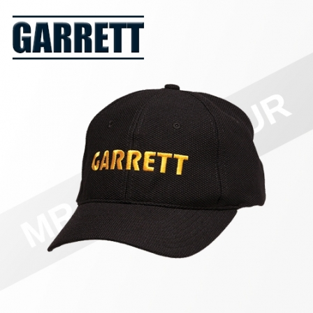 Casquette Garrett Noire
