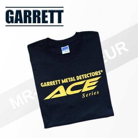 T-Shirt Garrett Noire