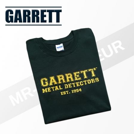 T-Shirt Garrett Vert