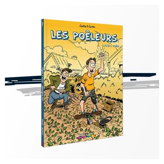 BD Les Poêleurs - Tome 1
