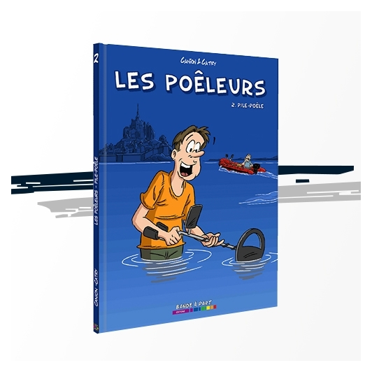 BD Les Poêleurs - Tome 2