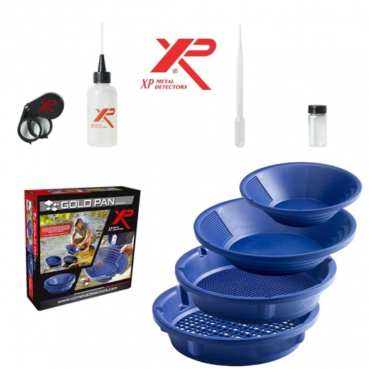 Kit d'orpaillage Pan Premium XP Gold