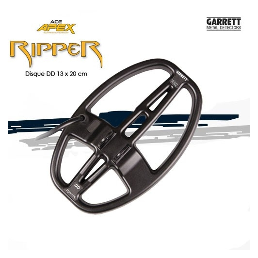 Disque Multi-Flex Ripper 13x20cm Garrett APEX