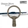 Disque 20 cm pour GARRETT ATX