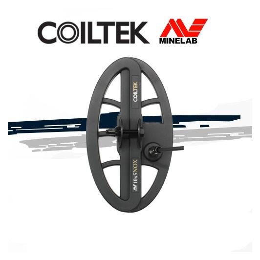 Disque COILTEK 22X12 pour Minelab Equinox  600/800
