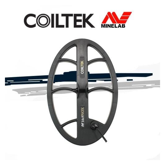Disque Coiltek 36x23 pour Minelab Equinox 600/800