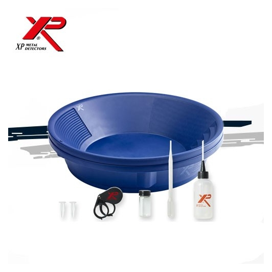 Kit d'orpaillage XP Gold Pan Starter 37cm