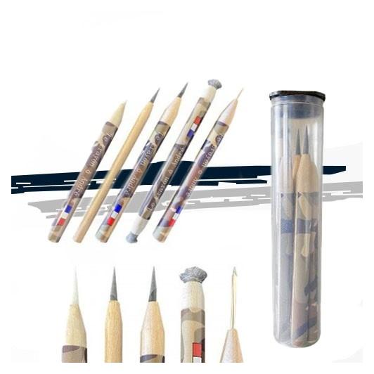 Pack 5 crayons de nettoyage à André