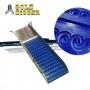 Rampe Gold Digger Sluice Divin Gold bleu 15x60cm grande Flare