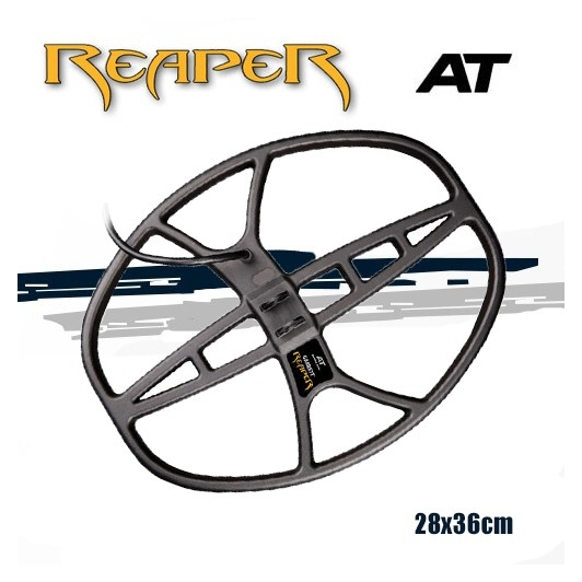 Disque Reaper 28x36cm pour GARRETT AT