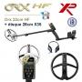 Détecteur de métaux XP Orx avec disque 22,5cm HF, 28cm X35, pro-pointer XP MI-6 et casque sans fil WSA