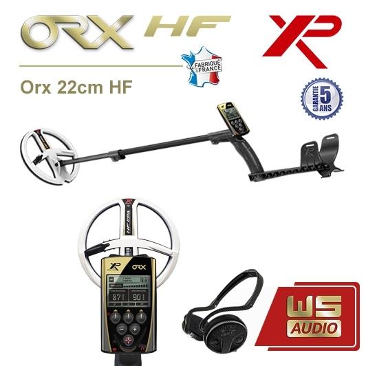 Detecteur de metaux XP Orx avec disque 22,5cm HF