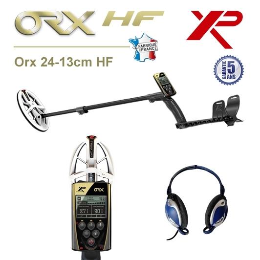 Détecteur de métaux XP Orx avec disque elliptique HF