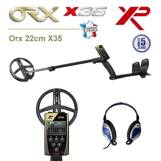 Detecteur de metaux XP Orx avec disque 22,5cm X35