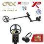 Détecteur de métaux XP Orx avec disque 22,5cm et casque sans fil WSA