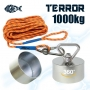 Pack confort Terror 1000Kg