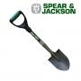 Pelle Spear and Jackson verte pour détection de métaux