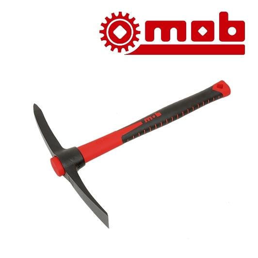 Piochon Mob rouge idéal en forêt pour creuser