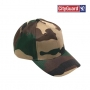 Casquette camouflage militaire