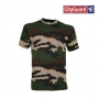 T-Shirt Camouflage militaire CE Cityguard