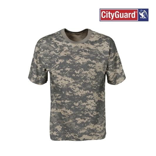 T-Shirt Camouflage militaire Digicam Cityguard