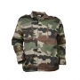 Veste militaire camouflage F2