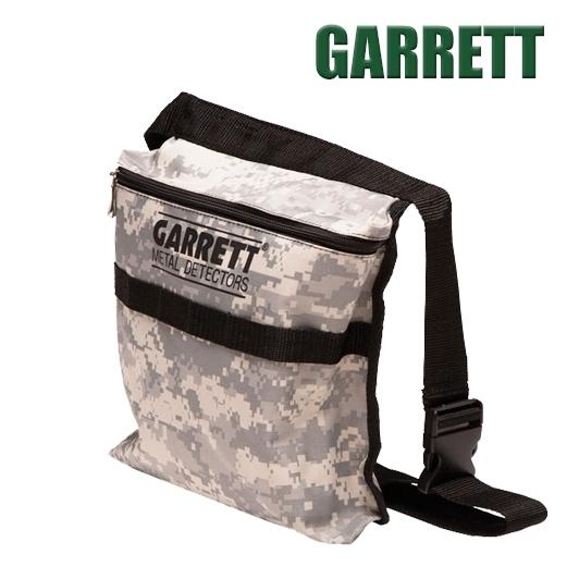 Sacoche à trouvailles camo Garrett