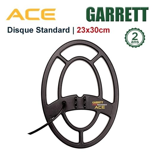 Disque 23x30cm pour GARRETT ACE