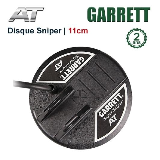 Disque Sniper 11cm  GARRETT AT