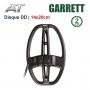 Disque DD 14x20cm pour GARRETT AT