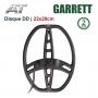 Disque DD 22x28cm GARRETT AT