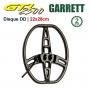 Disque DD 22x28cm pour GARRETT GTI