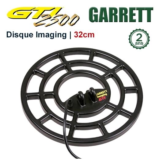 Disque de 32 cm pour GARRETT GTI