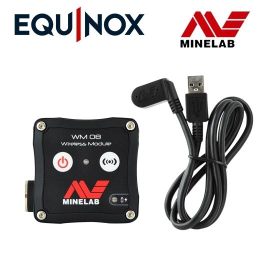 Module WM08 pour casque sans fil Minelab