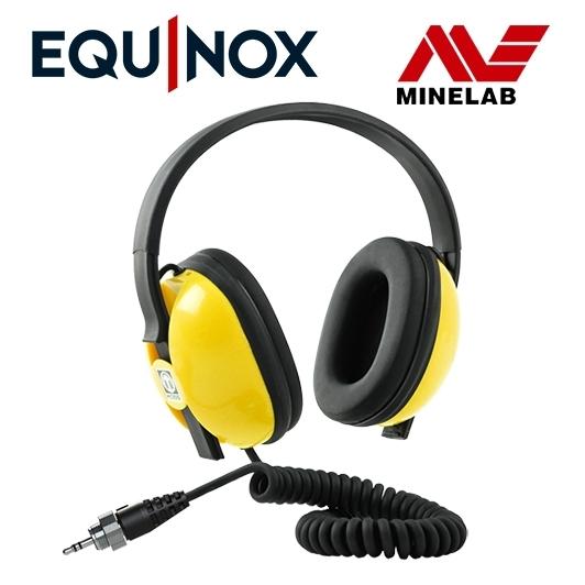 Casque étanche aquatique de plongée pour détecteur de métaux Minelab Equinox 600 et 800