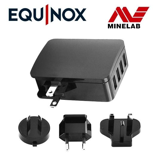 Chargeur Equinox Minelab