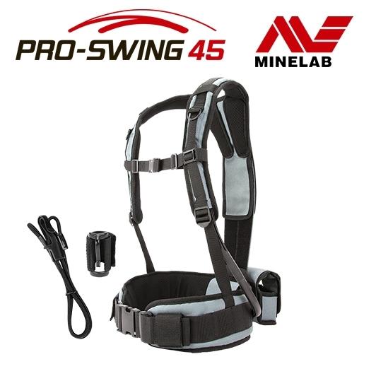 Harnais Pro-Swing 45 Minelab