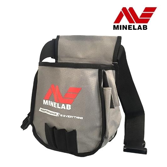 Sacoche à trouvailles grise Minelab