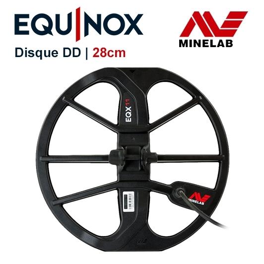 Disque 28cm Equinox Minelab