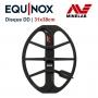 Disque 31x38cm Equinox Minelab