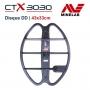 Disque 43x33cm CTX 3030 Minelab