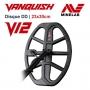 Disque Minelab V12 Vanquish / 23x30 cm DD