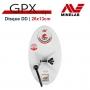 Disque Minelab GPX / Elliptique 26x13 cm