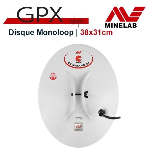 Disque Minelab GPX / Monoloop 38 cm