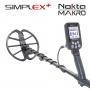 Détecteur Nokta Makro Simplex+ WHP + Pro Pointer