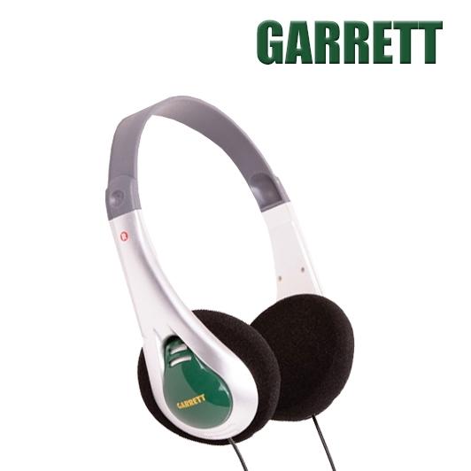 Casque Audio Treasuresound Garrett pour détecteur de métaux