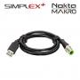 Câble USB de charge/MAJ Nokta Makro