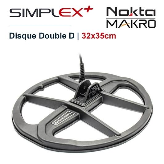 Disque SP35 Nokta Makro 32x35cm Simplex+