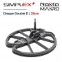 Disque Nokta Makro 28 cm * Simplex
