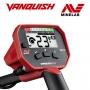 Le détecteur de métaux Vanquish 340 pour les passionnés de plage